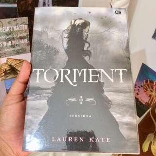 Torment Book (Novel by Lauren Kate)