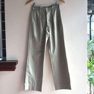 Vintage Highwaisted Trousers