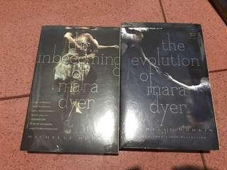 The Mara Dyer Trilogy novel by Michelle Hodkin