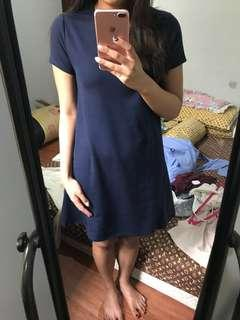 Zara plain dress