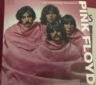 Pink Floyd, Metallica and The Beatles Illustrated Bio