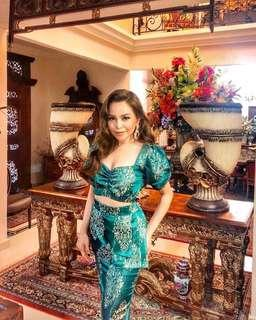 Gianella Brocade Set by 88th Atelier
