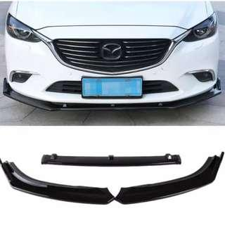 Modified Surrounded Front Lip 14-2018 for Mazda 6