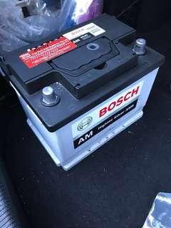 BOSCH CAR BATTERY 12V 62 AH