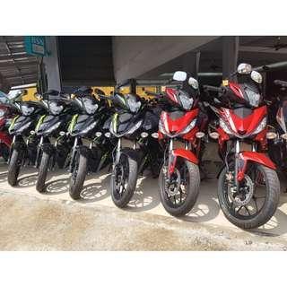 Honda RS150 Special Deposit CNY RM 780 & bulanan 2xx ~ 10 units #JomCkMotor