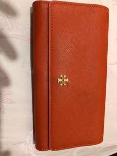 New wallet tory burch