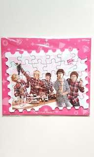 SHINee x Etude House Puzzle Pieces