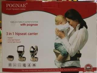 POGNAE Smart Hipseat Carrier