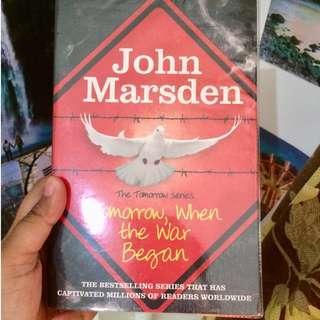 Tomorrow, When the War Began - The Tomorrow Series (Novel by John Marsden)