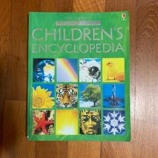Usborne Internet Linked Children's Encyclopedia