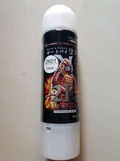 2K Clear Coat Samurai Spray Can