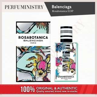 [perfuministry] BALENCIAGA ROSABOTANICA EDP
