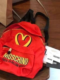 Moschino Billions Served backpack