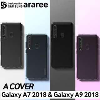 Araree A Cover/ Galaxy A7 2018/ A9 2018
