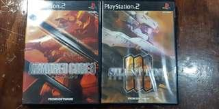 PS2 ARMORED CORE 3 系列