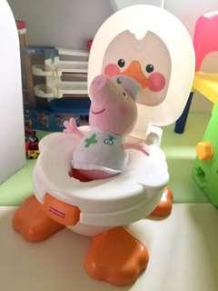 Fisher-Price 3 in 1 music potty. 兒童音樂習慣厠所