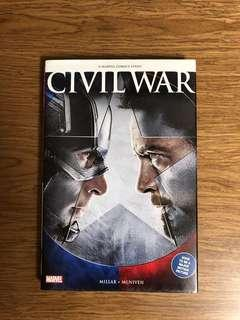 Marvel Comics Civil War Complete Series