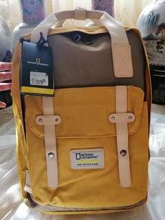 Original Nat Geo backpack