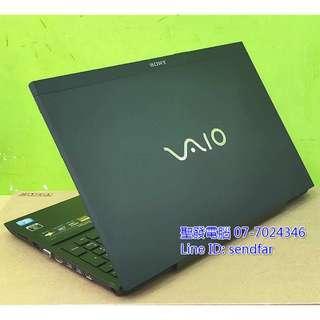 🚚 FHD New120SSD SONY SVS15135CWB i5-3230M 4G DVD Independent Video Card 15inch laptop ''sendfar second hand'' 聖發二手筆電