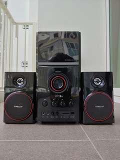Sonicgear Evo 9 BTMI Computer desktop bluetooth speaker