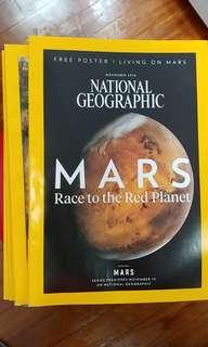 National Geographic Magazines Book