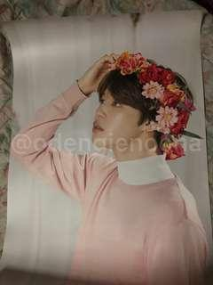 Official BTS LY Tour MD: Poster