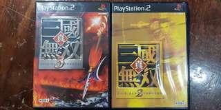 PS2 三國無雙 系列