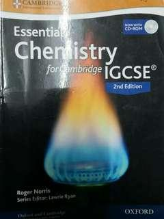 Cambridge IGCSE Chemistry Textbook