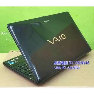 🚚 SONY VPCEB45FW i3-380M 4G 750G DVD Independent Video Card 15inch laptop ''sendfar second hand'' 聖發二手筆電