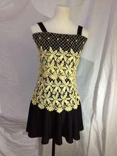 Costumized Salsa Dress