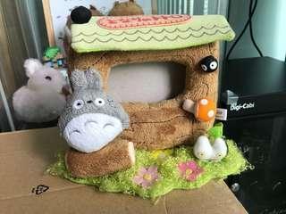 Totoro photo frame
