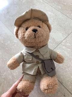 Fullerton post master bear