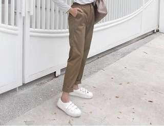 Basic Baggy Pants