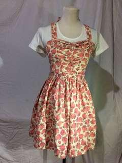 Costumized Floral Dress