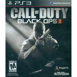 PS3 Call Of Duty Black Ops II R3