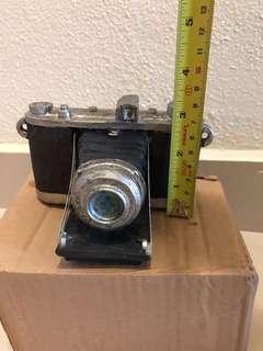 Vintage decor camera