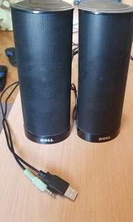 Dell 電腦喇叭