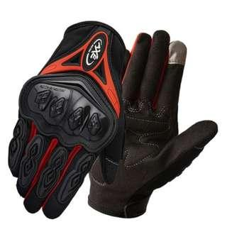 Motorcycle Full Glove