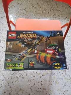 Lego Batman Super Heroes 76013 The Joker Steam Roller NEW