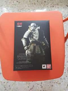 Star Wars Taikoyaku Stormtrooper Samurai Bandai Movie