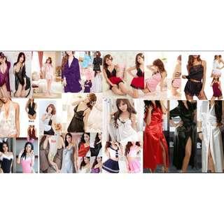 [PROMO]Women Lingerie/sleepwear promo
