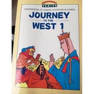 Journey To The West Chinese Literature Comics (Vintage)