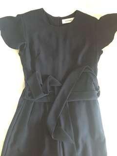 TEM navy blue jumpsuit