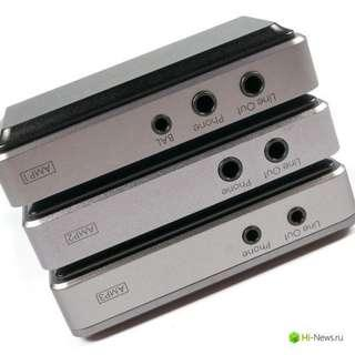 Amp3 modules for Ibasso Dx200 Dx150