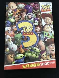 Toy Story Puzzle 1000 Pieces