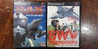 PS2 SIDEWINDER 系列
