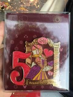 日本迪士尼徽章pin disney pin trading