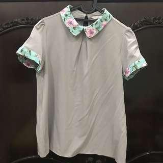 Atmosphere blouse grey