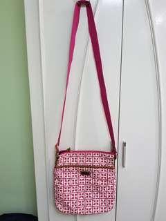 Tommy Hilfiger Sling Bag Pink