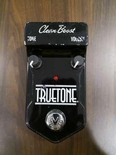 Visual Sound Truetone Clean Boost